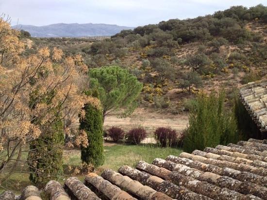 Barcelo La Bobadilla : terrace view