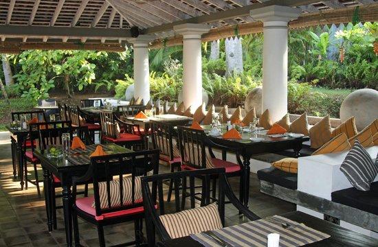 The Wallawwa: Dining area