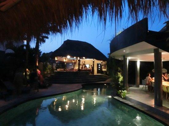 The Green Room Canggu: Restaurant -