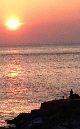 Residence Kriss : Sunset in Deiva Marina