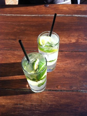 Habana Restaurant and Bar : Mojitos
