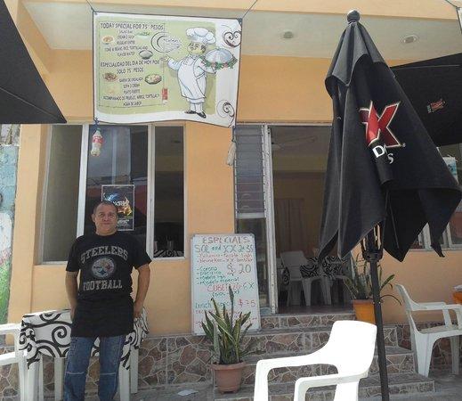 Ruben's Restaurant Isla Mujeres: Ruben's