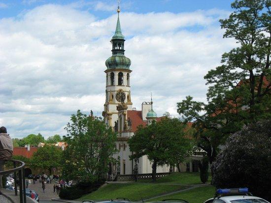 Hradschin (Burgstadt/Hradčany): Лорета