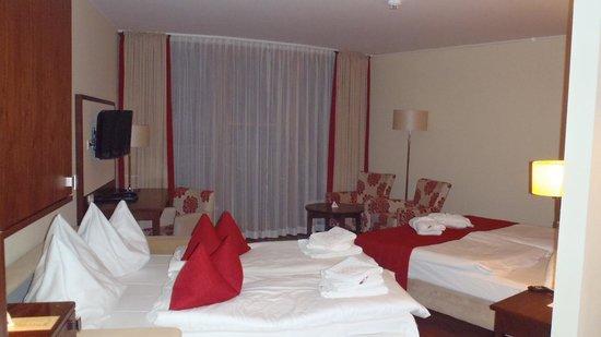 Austria Trend Hotel Alpine Resort Fieberbrunn: room 202