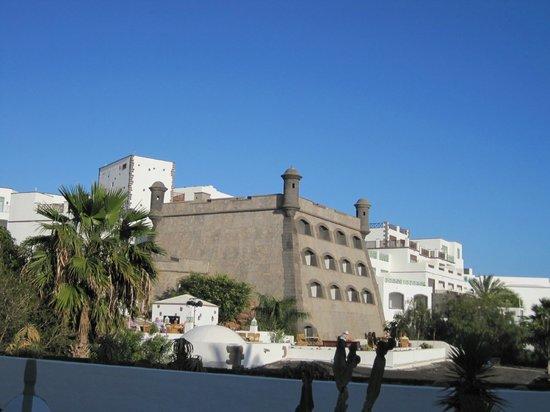 Dream Gran Castillo Resort: vista del castillo