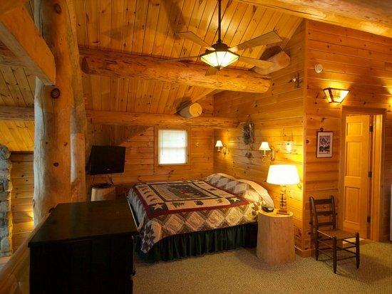 Trout House Village Resort : Bedroom