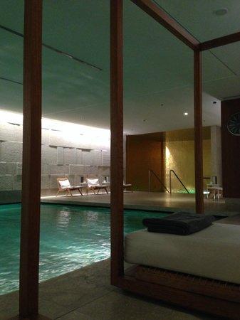 Bulgari Hotel, London: Pool Cabana