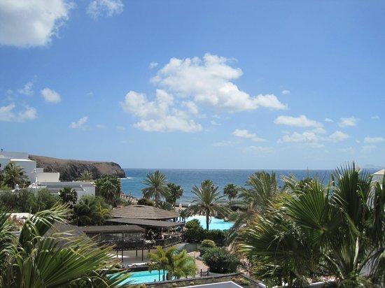 Dream Gran Castillo Resort: vistas desde la habitacion