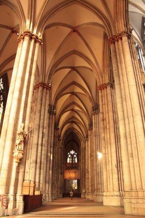 Kölner Dom: Catedral de Colônia (nave)