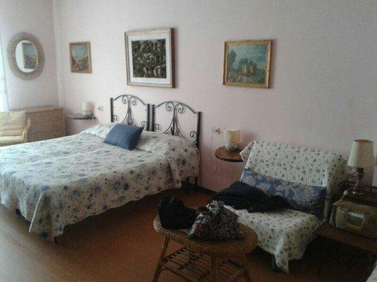 Residenza Giulia: Habitacion
