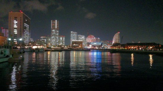 Yokohama Bay Side Marina : Yokohama Bay 1