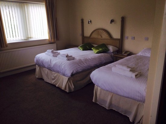 Durker Roods Hotel: Double Room