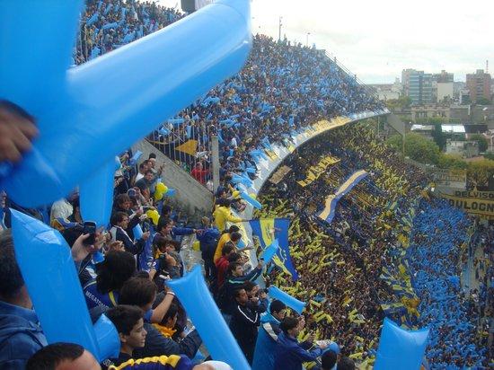 Tangol Tours : Futbol Experience Tour 2014