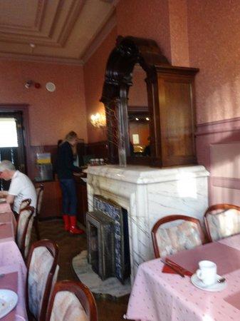 Hotel Aalders: sala do café da manhã