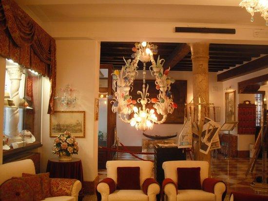 Giorgione Hotel : salon