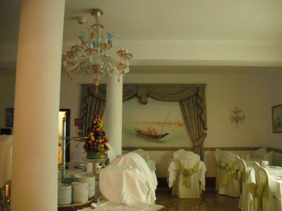 Giorgione Hotel : salle à manger