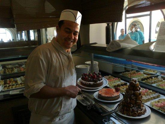 SENTIDO Djerba Beach : Sami  JDAA - Chef pâtissier -