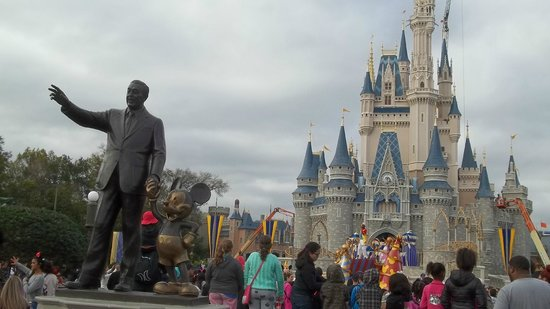 Magic Kingdom : Castelo das princesas