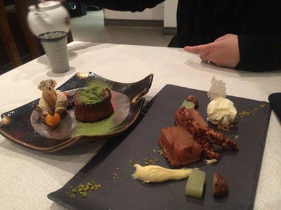 Minami Restaurant : desserts