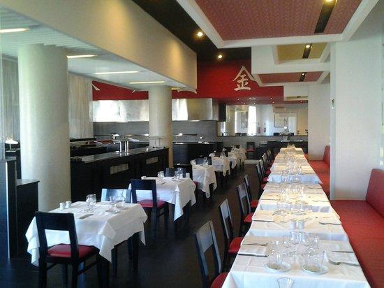 ClubHotel Riu Gran Canaria : Asian Restaurant