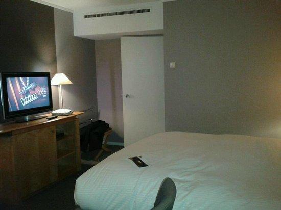 Pullman Paris Centre - Bercy: ma chambre