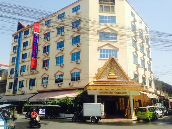 ANGKOR INTERNATIONAL HOTEL : angkor International