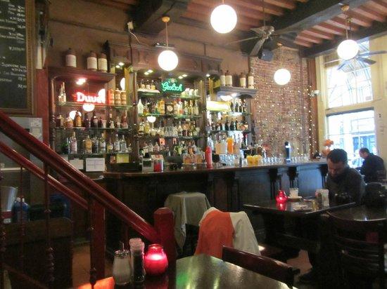 Het Karbeel : Inside of the Bar and Pancake house