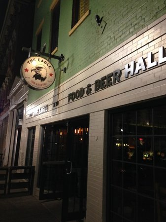 The Eagle Food and Beer Hall
