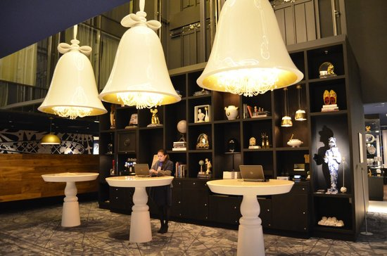 Andaz Amsterdam Prinsengracht: Lovely ambience