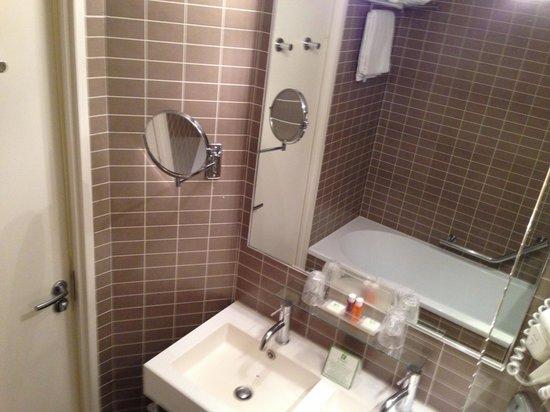 Hotel Holiday Inn Paris Gare Montparnasse : Baño