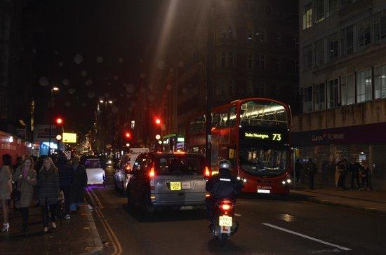 Oxford Street: A rua