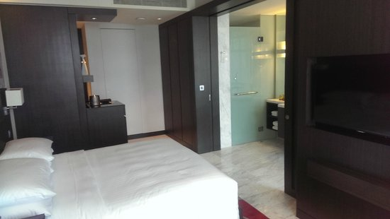 Bangkok Marriott Hotel Sukhumvit: Room