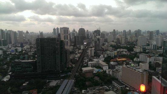 Bangkok Marriott Hotel Sukhumvit : Stunning view