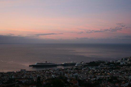 Quinta Mirabela: lever du jour sur la ville