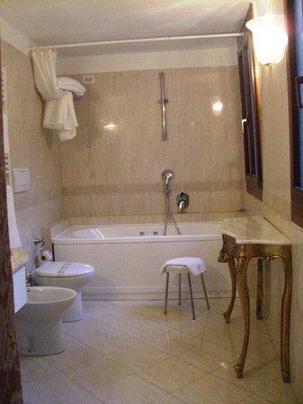 Hotel Antico Doge : S. de bains