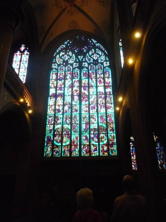 Aachener Dom: Inside the church