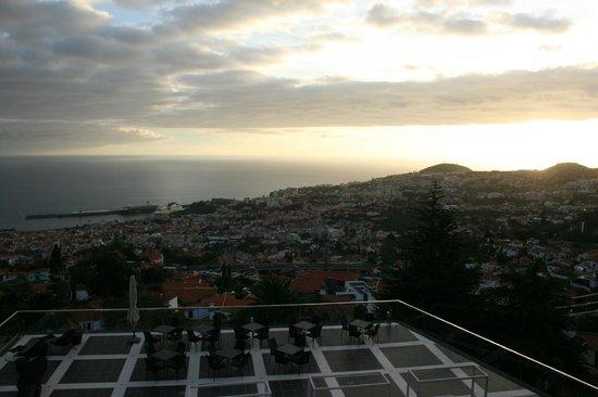 Quinta Mirabela: lever du jour sur Funchal