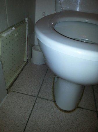 Cote Thalasso Banyuls sur Mer: Toilette