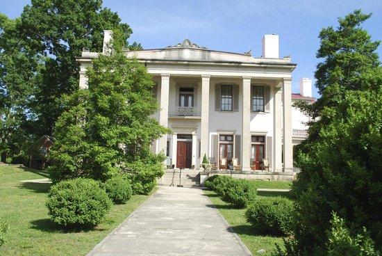 Belle Meade Plantation: The mansion