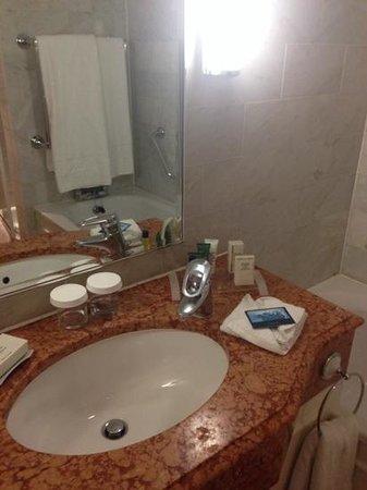Hilton London Metropole: bathroom