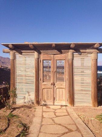 Dahab Paradise : Back door !