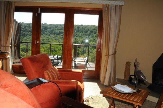 Sebumo Tude Nature's Lounge: Zimmer