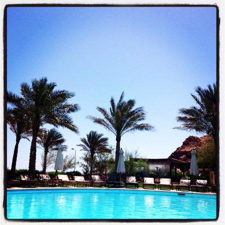 Dahab Paradise : Blue skies every day.