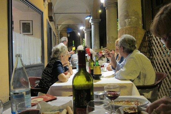 Trattoria Anna Maria: A perfect evening in Bologna