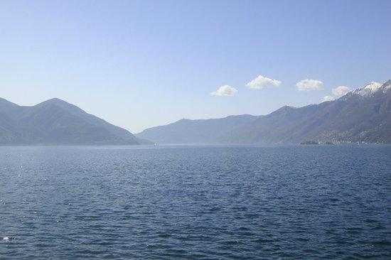 Piazza Ascona Hotel & Restaurants: Blick auf den See