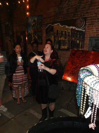 Haunted History Tours of New Orleans: Voodoo Tour Guide