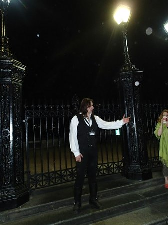 Haunted History Tours of New Orleans: Vampire Tour Guide
