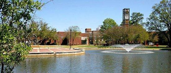Pembroke, Carolina del Norte: UNCP Campus