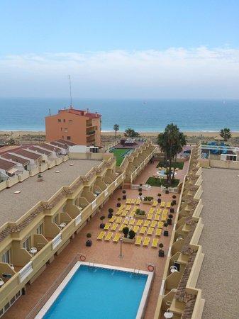 Hotel RH Casablanca & Suites: vistas