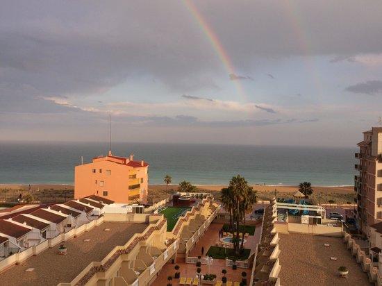 Hotel RH Casablanca & Suites : vistas